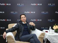 专访努比亚倪飞、余航:双面屏交互是核心,提前布局5G时代