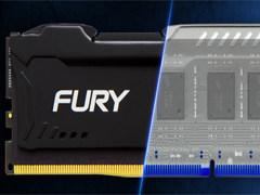轻松提高整机性能  HyperX FURY DDR4 2400 8G内存京东热售