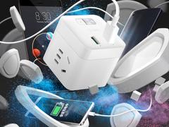 减少充电损坏 公牛防过充魔方USB插座售价79元