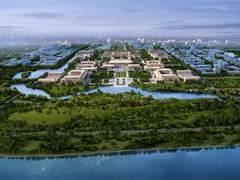 BIM报告 北京城市副中心行政办公区项目BIM应用案例