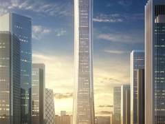 BIM报告 北京市CBD核心区Z15地块(中国尊大厦)项目BIM应用案例