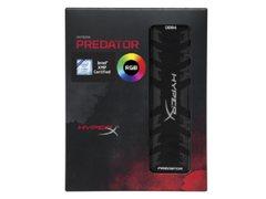 巅峰对决!HyperX Predator掠食者DDR4 RGB骇客神条完胜