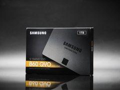 亲民高性价比 三星860 QVO 1TB固态硬盘评测