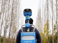 谷歌推出新版Google Trekker街景采集设备   轻巧时尚更清晰