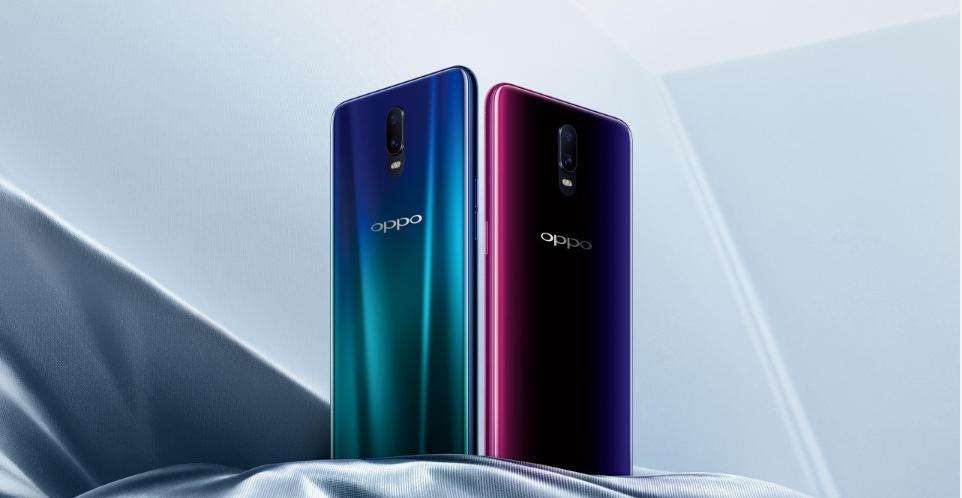 幻色演变解释转移美学 OPPO R17 Pro采用全新演变颜色 美翻了!
