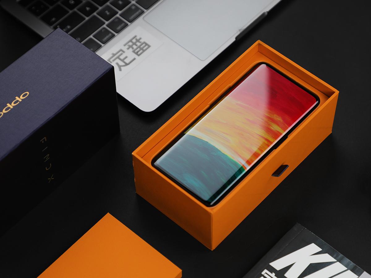 OPPO Find X非常闪充版开售 再也不用紧张手机忘了充电了!