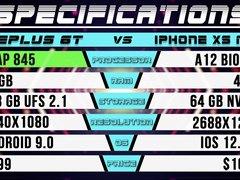 一加6T 迈凯伦版 VS iPhone XS Max RAM不是竞速的决定性要素