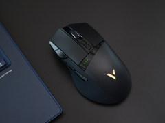畅玩无线游戏 雷柏VT350双模无线鼠标299元热销中
