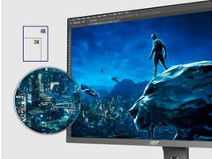 4K专业级影像创作显示器 你的色彩管理大师