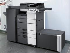 产品百科:高效稳重黑白复合机,柯尼卡美能达bizhub 558e