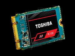探秘SSD档案 东芝RC100硬件检测信息解读