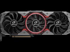 新卡皇来临!iGame GeForce RTX 2080 Ti全球首发