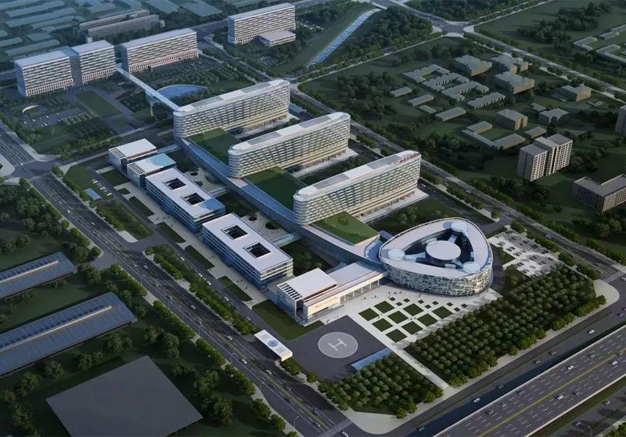 """全融合解决方案 铸就天坛医院成为""""指尖上的智慧医院"""""""