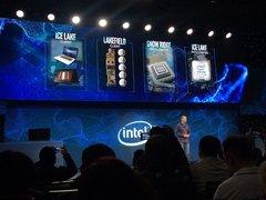 Ice Lake处理器首秀 从英特尔新品看未来硬件市场行业布局