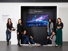 2019款The Wall:将客厅墙壁变成电影院