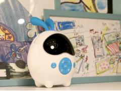 酷米儿童智慧教育机器人:不要让孩子输在新时代的起跑线上