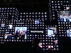"""从98英寸的8K电视到216英寸的""""墙"""" 来看看CES 2019三星展台"""