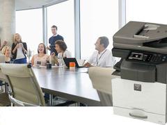 小型办公首选助手 夏普DX-2008UC彩色数码复合机7500元