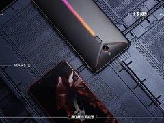 红魔Mars战地迷彩版开启预约 10GB+256GB售价3999元