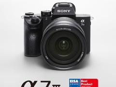 """索尼A7M3捧得欧洲权威EISA """"年度相机大奖"""""""