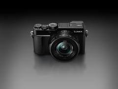 升级至1700万像素4/3英寸传感器 松下正式发布LX100 II口袋相机