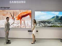 三星商用显示新品体验中心EBC落户京城 开创智能新视界