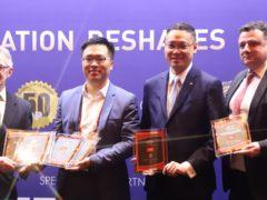 TCL创新实力闪耀CES舞台,TCL X10 QLED 8K TV喜提CES金奖