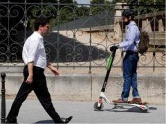 再也不用担心打不到车了 Uber计划开发无人驾驶电动踏板车