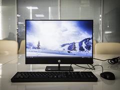 4年上门服务 高性能办公利器 惠普战60商用一体机电脑评测