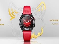科技与艺术的碰撞 荣耀VIVIENNE TAM联名款智能腕表正式发布