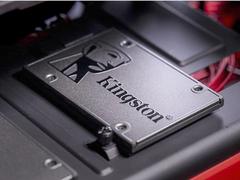 高速读写   可靠耐用    金士顿A400系列固态硬盘   京东秒杀价249元