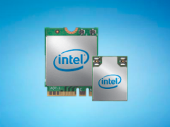 2402Mbps!Intel 802.11ax无线网卡曝光:提速40%