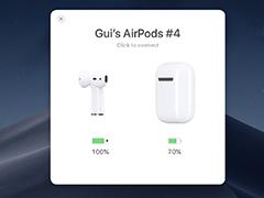 AirBuddy让AirPods应用更广泛 让iMac像iPhone一样连接耳机