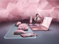 Razer雷蛇推出全新Quartz粉晶版情人节系列产品