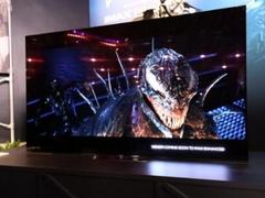 索尼新品OLED电视A9G的X1旗舰版才是画质突破的关键