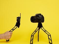 拍摄Vlog的必备神器:手持式三脚架SwitchPod