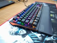 新手入键盘坑!究竟应该选择红轴还是茶轴?