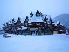 征战冰天雪地 索尼微单™A7RM3行摄加拿大