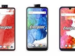 Energizer将推出折叠屏手机 弹出式镜头手机就像巨型电池