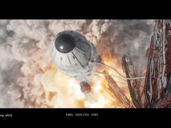 《流浪地球》即将起航,华为云携手Macrograph造梦中国硬科幻电影