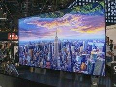 三星将推出新款QLED电视  开启大屏幕时代