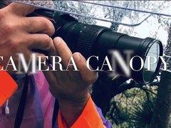 美国Camera Canopy推出相机遮雨篷  雨天外拍无障碍