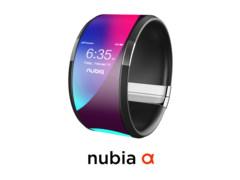未来设备或许长这样! 努比亚将发布可量产柔性屏手机