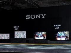"""索尼推""""画谛系列""""OLED电视A9F受到业界的竞相追随"""