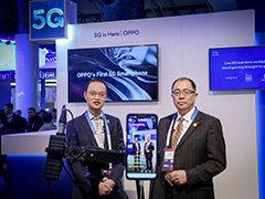 OPPO实现全球首次5G手机微博视频直播