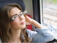 爱普生AR智能眼镜 为你呈现开放式头戴式影院的无限精彩