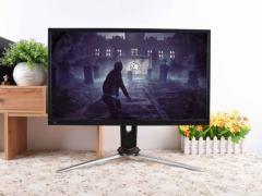 4K+144Hz畅享流畅 Acer XV273K电竞显示器图赏