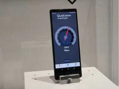 索尼5G工程机亮相MWC 2019 实测网速飙破2Gbps