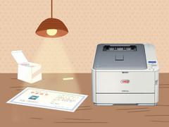 保障毕业证顺利打印 看OKI打印解决方案