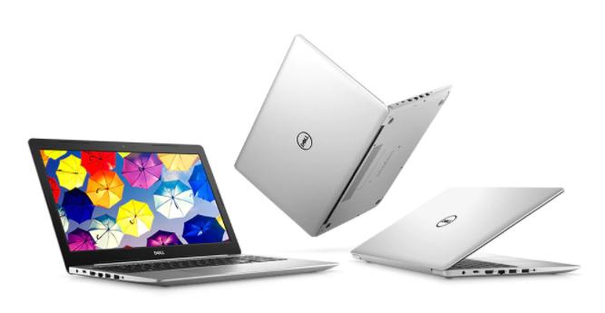 大屏幕很轻盈 Dell灵越15寸娱乐笔记本官网促销